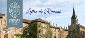 lettre de Rimont
